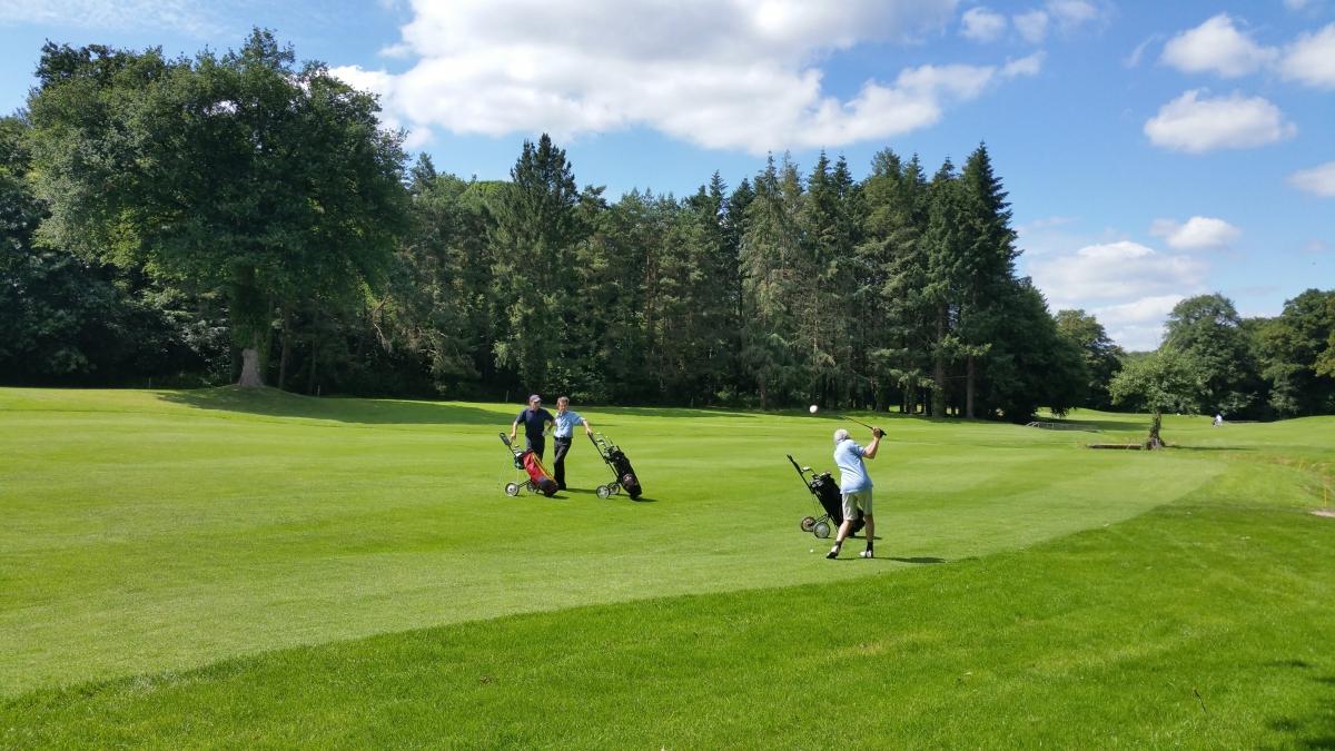 2016 – Journée Golf C-PIA au Golf de vigneux