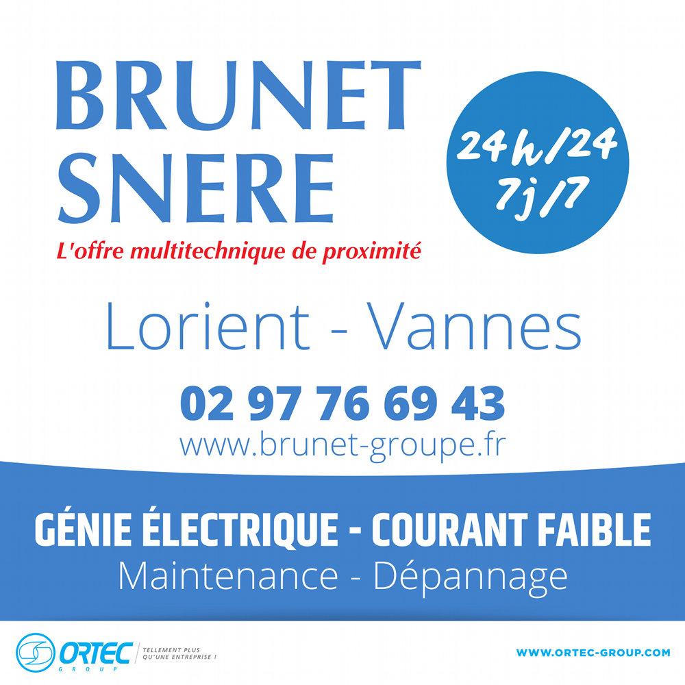 Brunet Snere Lorient